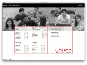Young Enterprises FOCUS /Redesign